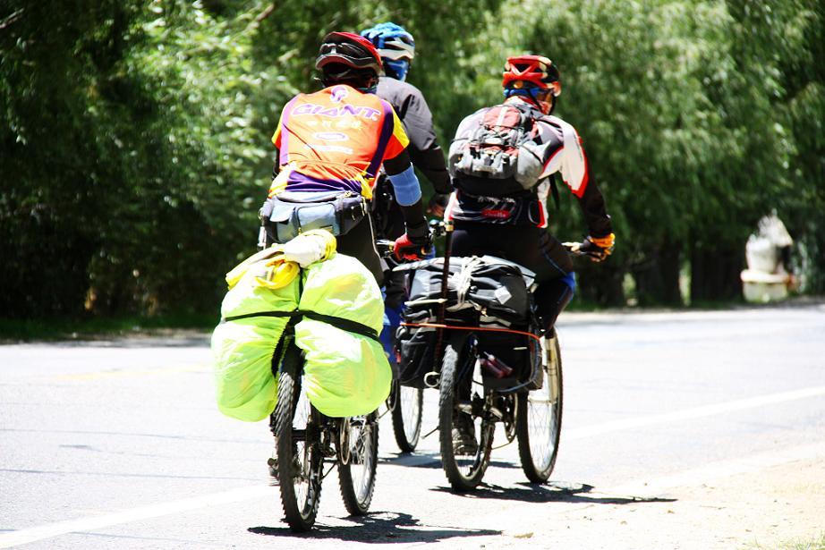 周末我喜欢骑自行车图片1
